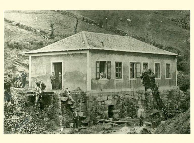 Miudiña año 1900